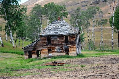 110 ~ House near Waconnda