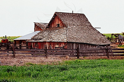 103 ~ GREAT OLD RED BARN