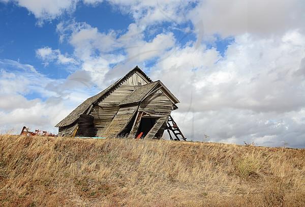 123  ~ Skeen School house.