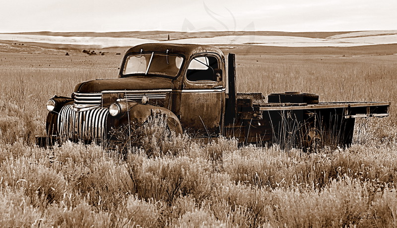 Great old chev.