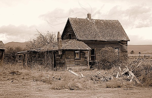 88 ~ Old house.