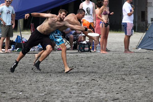 Wildwood Beach Ultimate 2013
