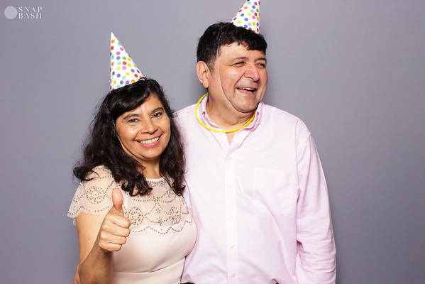 Wilfredo + Maria Turn 60
