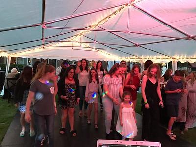Wilking Grad Party 6-9-17