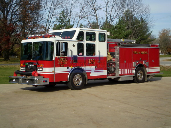 Crete Township Fire Protection District