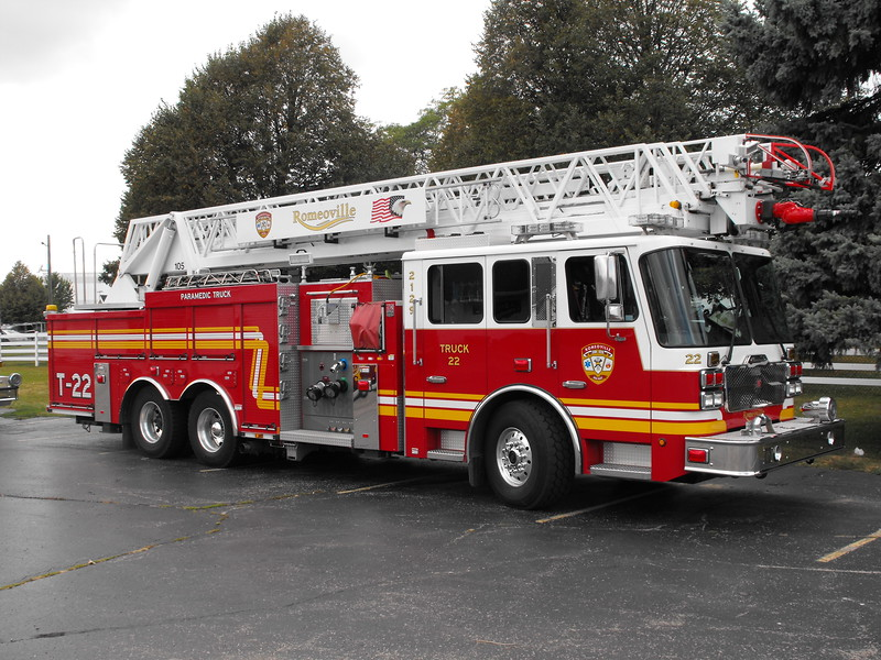Will County Illinois Fire Apparatus