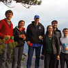 Outing Club hike to _____ with President Will Dudley, February 12, 2017.
