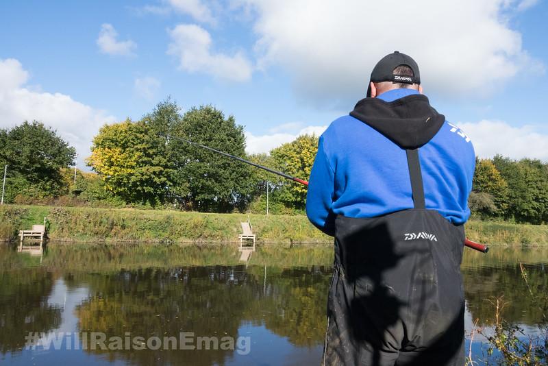 Fishing the Bolo.
