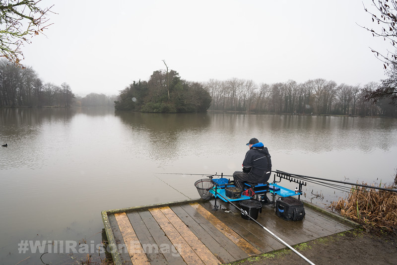 Long range feeder tactics score well with bream at venues like Old Bury Hill Main lake.
