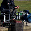 Will Raison pellet cone shoot 271009. © 2009 Brian Gay