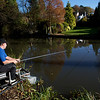 Will Raison, Basingstoke Canal, Ash Wharf, November 2009. © Brian Gay 2009
