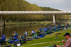 Day 2 of the 56th mens World Freshwater angling championships on the Lage Vaart, Almere, Holland, © 2009 Brian Gay
