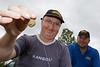 Angler's Mail Diawa comp winner Richard Rowland's day with world champion Will Raison.