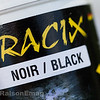 Tracix Noir packet label