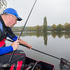 Will Raison nets an F1 on Middle Lake