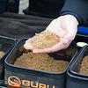 Neat fine fishmeal groundbait