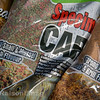 Bags of groundbait - Old Ghost Maggot Meal, Specimen Carp and Match carp.