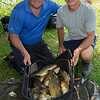 Sedges Fishery Owner With Will Raison & Will's Canal lake Carp Catch.