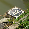 Peg 42 On The Canal Lake.