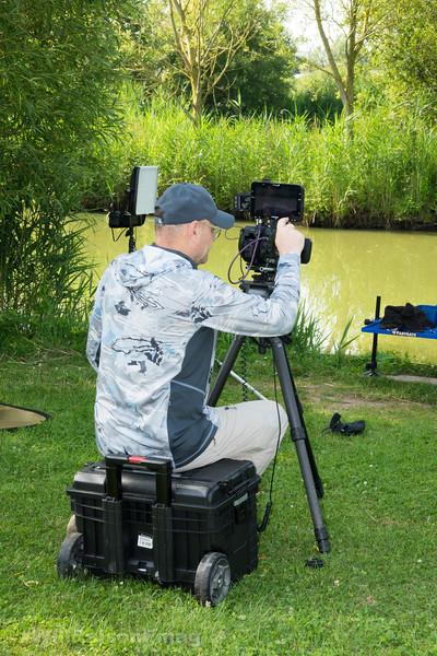 Camera Rig Prep.