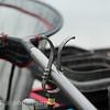 The landing net grip