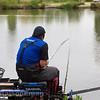Will Raison fishes 16 metres of Daiwa Air Pole