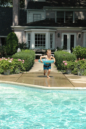 Jumping in Pool A (3)