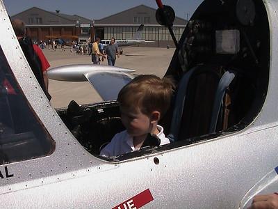 Selfridge Air Show - In CM 170 Magister