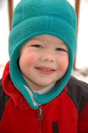 In Snow Clothes