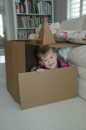 In Cardboard Fort