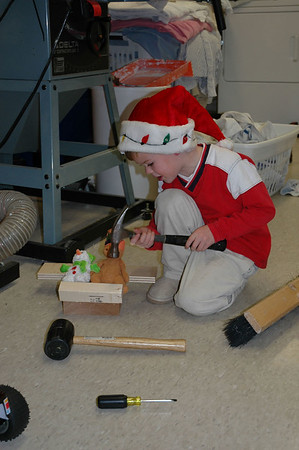 Building a Sled For Woody and Frosty