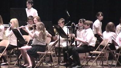 Concert Band - Spring - 6th Grade