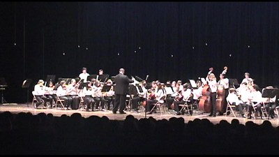 Full Orchestra - Spring - 8th Grade