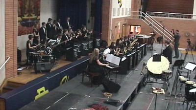 Jazz Band - Pops & Pastries - 9th Grade