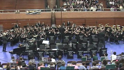 Combined Bands - Band-O-Rama - 9th Grade