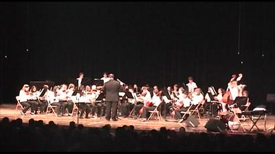 Full Orchestra - Winter - 8th Grade