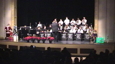 Jazz Band - Yule Be Boppin' - 9th Grade