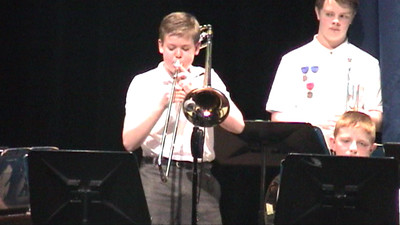 Jazz Band - Winter - 8th Grade
