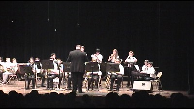 Jazz Band - Spring - 8th Grade