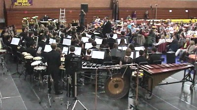 Concert Band - Pops & Pastries - 9th Grade
