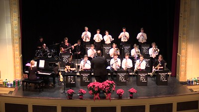 Jazz Band - Yule Be Boppin - 10th Grade (1)