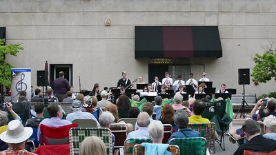 Jazz Band - Music on the Plaza - 9th Grade (1)