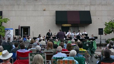 Jazz Band - Music on the Plaza - 9th Grade (2)