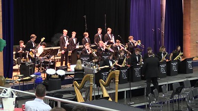Jazz Band - Pops & Pastries - 10th Grade
