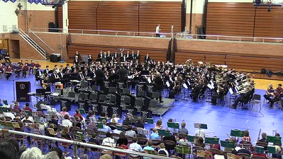 Combined Bands - Band-O-Rama - 10th Grade