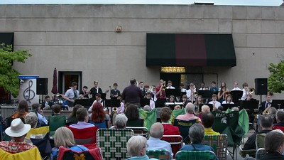 Jazz Band - Music on the Plaza - 9th Grade (3)