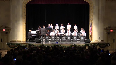 Jazz Band - Yule Be Boppin - 11th Grade (2)