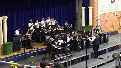 Jazz Band - Pops & Pastries - 11th Grade