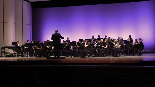Symphony Band - District Orchestra Festival - 10th Grade