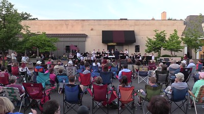 Jazz Band - Music on the Plaza - 11th Grade (4)